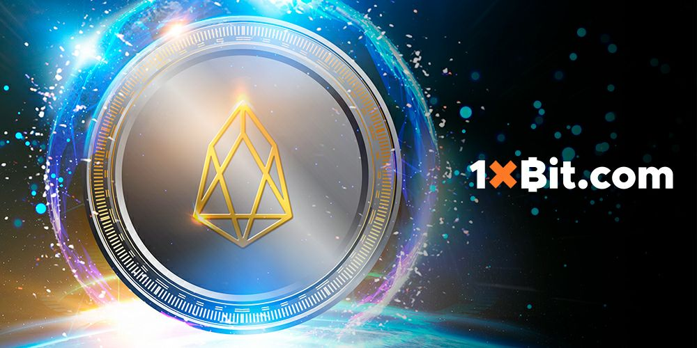 Crypto Fostering Supporter 1xBit Includes EOS to Its Sportsbook as well as Gambling Establishment 1