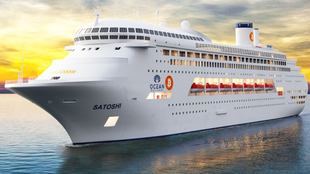 Crypto Cruise Liner 'Satoshi' to Make Panama Bay House 5