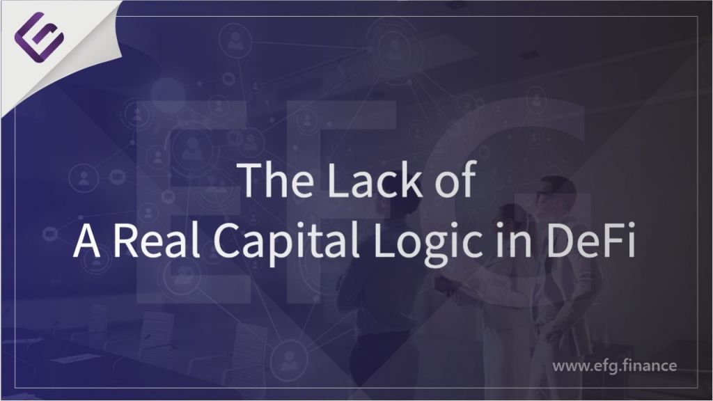 EcoChain's Capital Logic Will Rework the DeFi Ecosystem 1