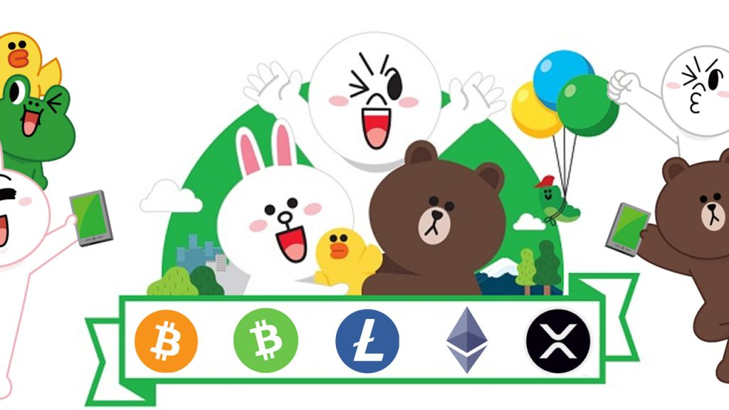 Japan's Messaging Titan Line Presents Crypto Borrowing Provider 1
