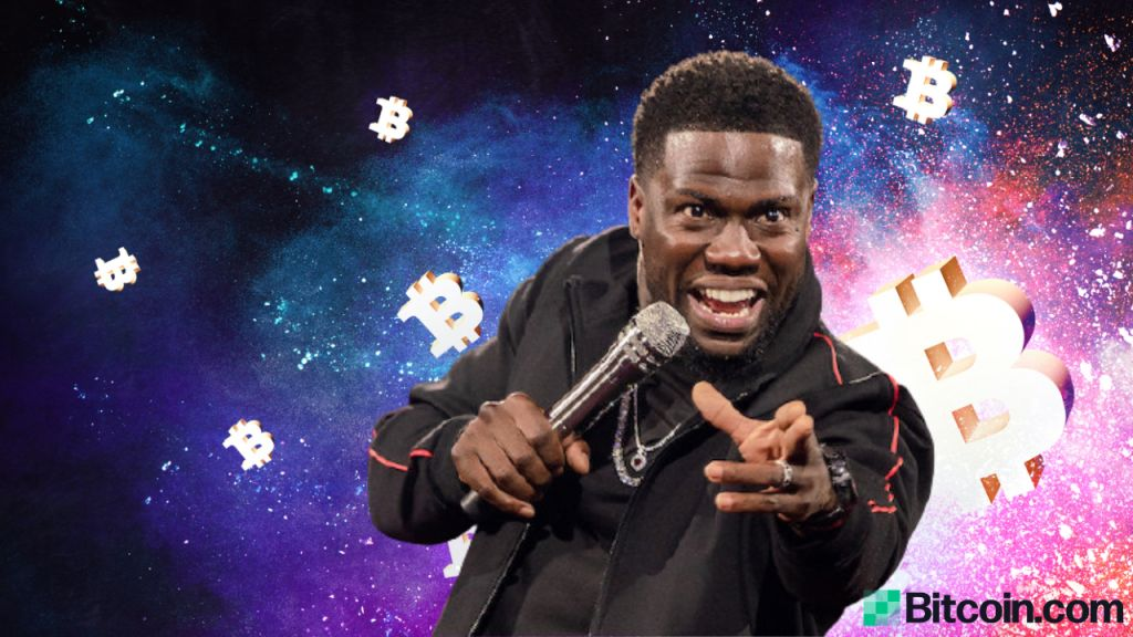Kevin Hart Learns Bitcoin Is a Legit Financial investment, Not 'Voodoo Money' in an All-Star Telethon 1
