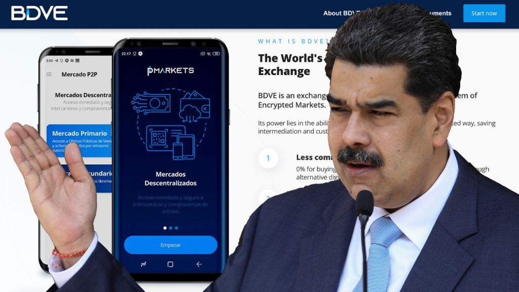 Venezuela's State-Run 'Defi' Crypto Exchange Goes Live After Maduro's Anti-Blockade Speech 5