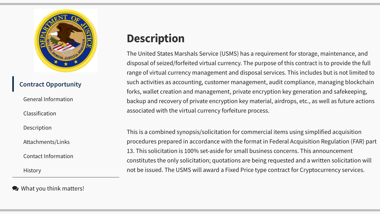 Chainalysis Launches Program to Store and Sell Seized Crypto Assets for Governments