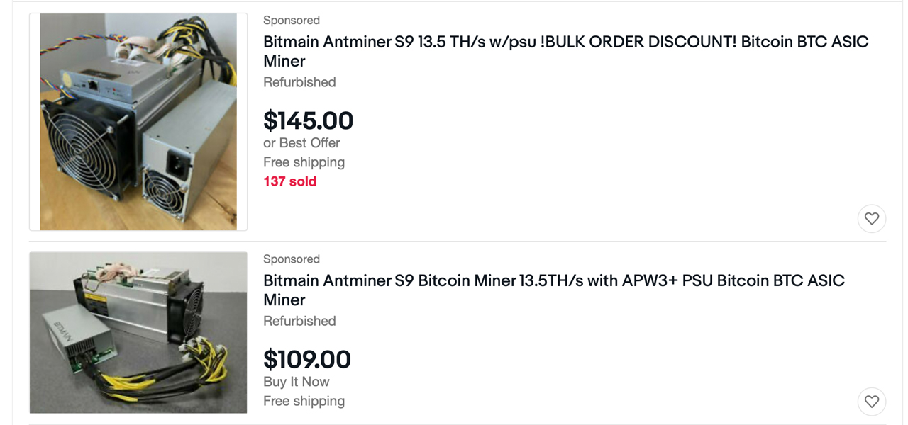 S9 Rebirth: Greater Bitcoin Rates Enable Miners to Switch Over Obsolete Mining Gears Back On 5