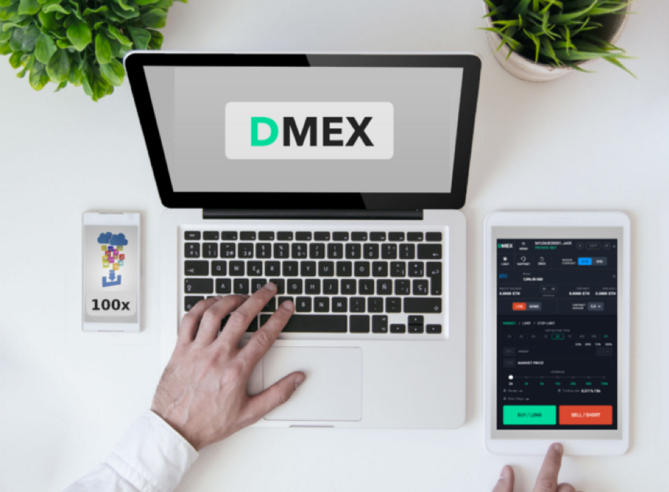 DMEX: No-KYC By-products DEX With approximately 100x Utilize 6