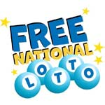 free national lotto logo
