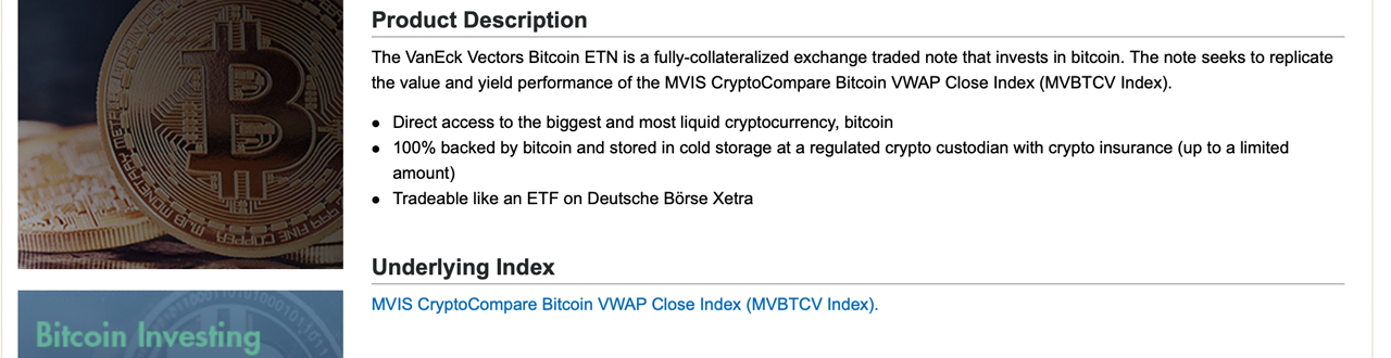 Possession Supervisor Vaneck Launches Physically-Backed Bitcoin Exchange-Traded Keep In Mind 3