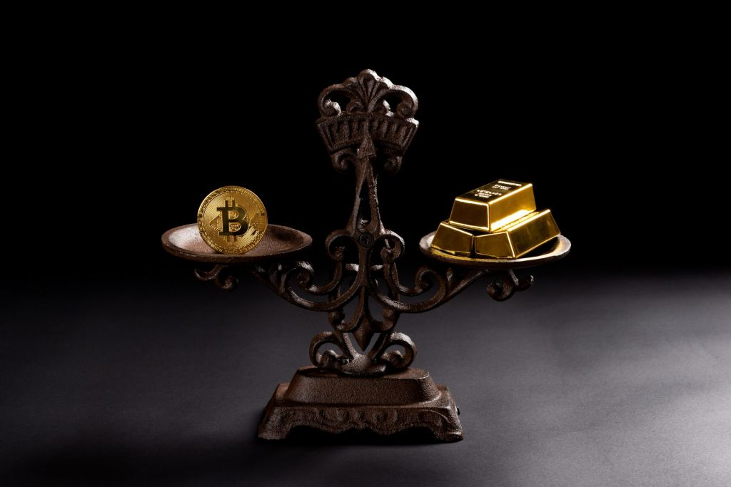 Bloomberg: Futures as well as Fund Flows Program Bitcoin Is Changing Gold 1