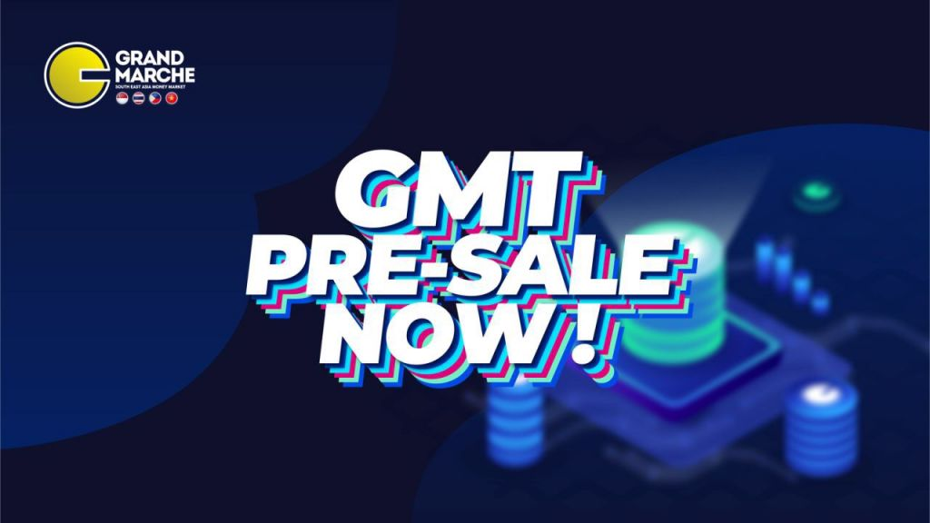 GMT Token Pre-sale is Real-time Currently 1