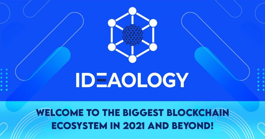 Ideaology's IEO Ushers the Release of Blockchain System for Innovators 1
