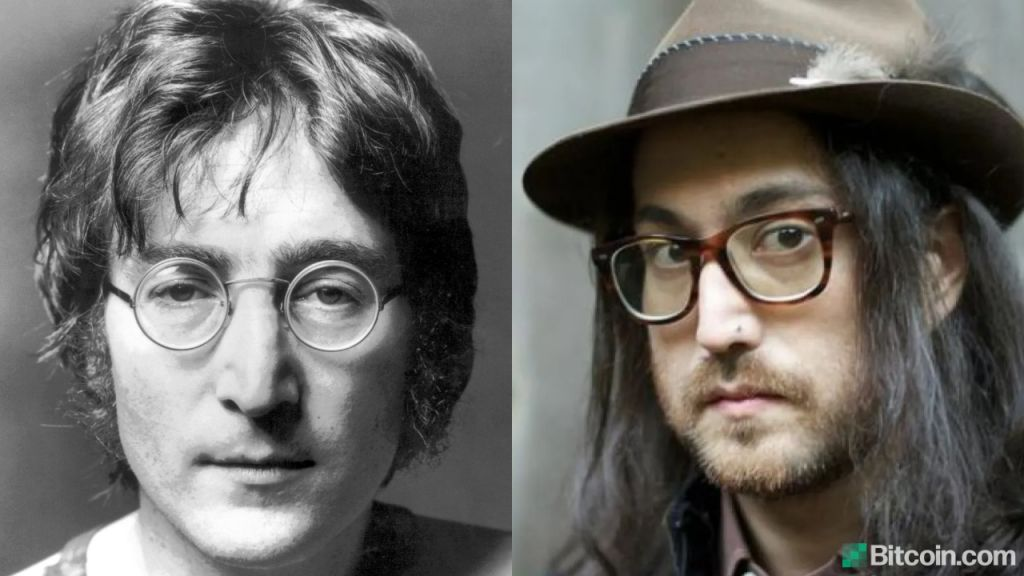 John Lennon's Boy States Bitcoin Empowers Individuals, Provides Him Positive Outlook in Sea of Devastation 1