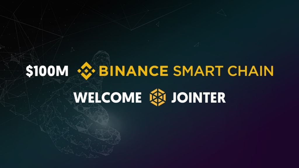 Jointer.io Matches Binance & CZ's $100 Million Obstacle With Early Adopter Fund 12