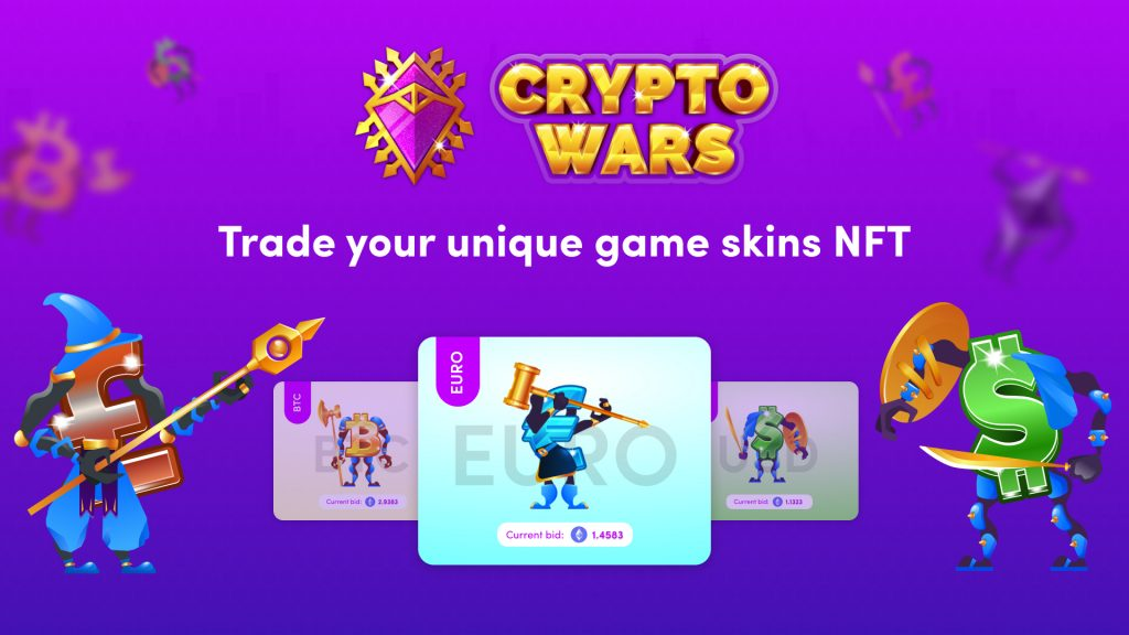 CryptoWars Is a Suitable Mix of Video Gaming and also Liquidity Mining 3