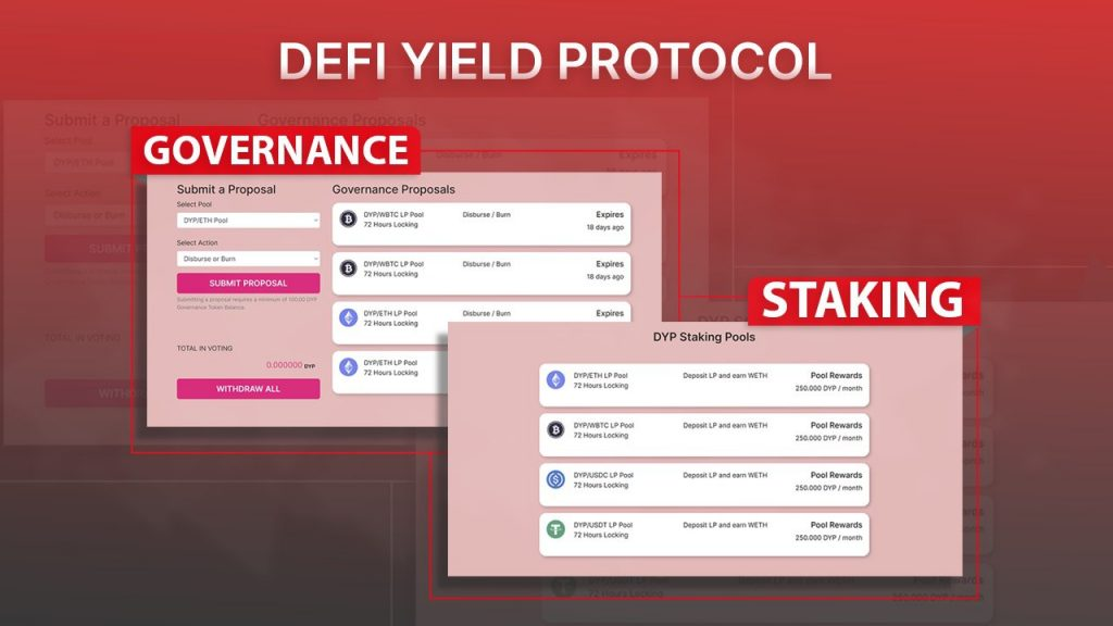DYP Introduces Betting as well as Administration DAPP 2