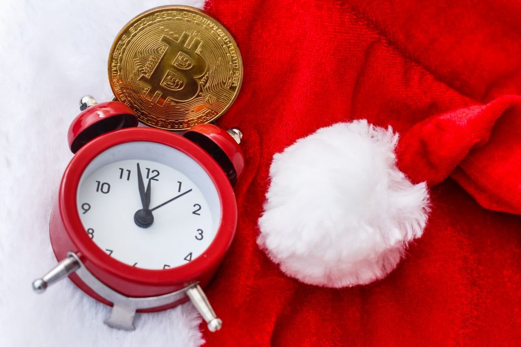 Xmas Eve Information: Ho-Ho-Holders of 1 Bitcoin Or A Lot More Expand Year Over Year 1
