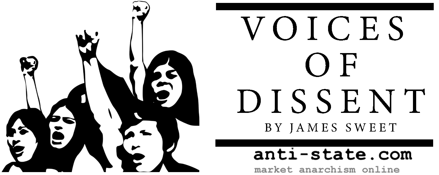 James Sweet: Voices of Dissent