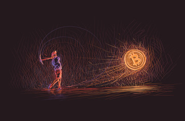 BTC Prominence Gets To 14-Month High As Price Heads To $28,000-- Cryptovibes.com-- Daily Cryptocurrency as well as FX Information 2
