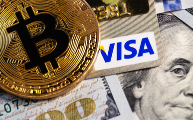 Bitcoin Maintains Searching For, Goes beyond Visa's As well as Samsung's Market Cap-- Cryptovibes.com-- Daily Cryptocurrency as well as FX Information 1