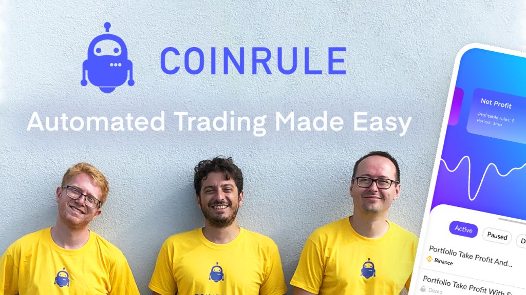 Coinrule Fundraises $700k to Broaden Automated Trading to Tokenised Supplies 1