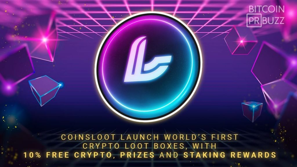 CoinsLoot Release Globe's First Crypto Loot Boxes, With 10% Totally Free Crypto, Prizes as well as Betting Benefits 1