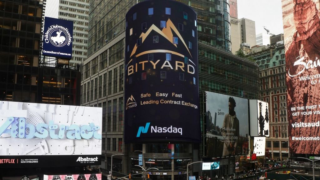 Crypto Possession Trading System Bityard With Integrated Duplicate Trading Feature Introduced in U.S.A. 1