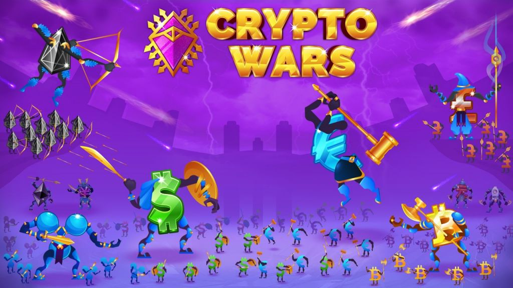 CryptoWars Is a Suitable Mix of Video Gaming and also Liquidity Mining 1