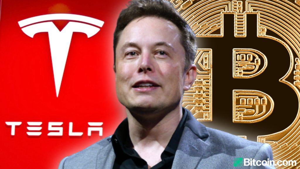 Elon Musk Ponders Tesla Placing Billions Into Bitcoin, Asking if Such Huge Purchases Are Feasible 9