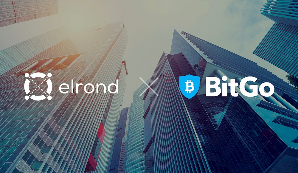 Elrond Partnered With BitGo To Bring In Institutional Capitalists, Chief Executive Officer States-- Cryptovibes.com-- Daily Cryptocurrency as well as FX Information 1