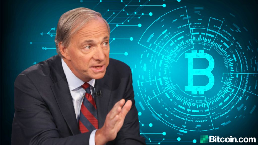 Creator of Globe's Largest Bush Fund Ray Dalio Sees Bitcoin as Gold Option in Profiles 1