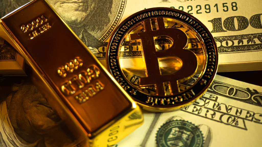 Expanding Bitcoin Fostering Harming Gold Market, Gold Price Will Remain To Deteriorate, States JPMorgan 1