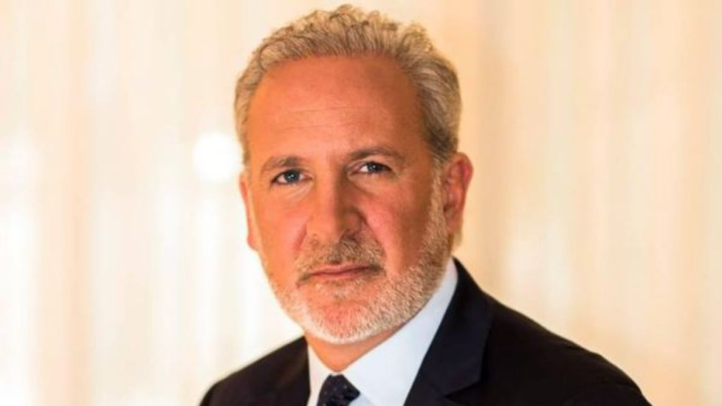 Peter Schiff Condemns Federal Government for the Huge Buck Devaluation-- Still Contradicts BTC is Digital Gold 1