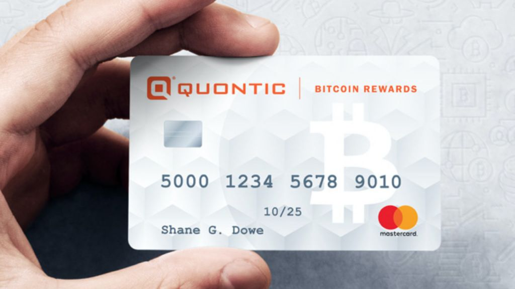 Quontic Financial Institution Launches Bitcoin Benefits Inspecting Account With Debit Card for United States Clients 1