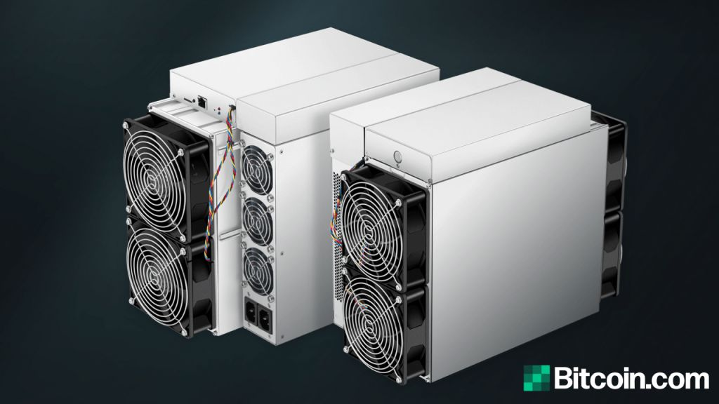 Trouble Blockchain Acquires 15,000 Antminers, Procedure Will Command 37,640 Bitcoin Miners 1