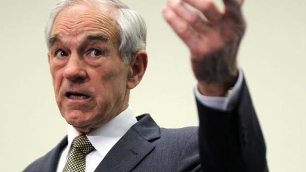 Ron Paul Recommends Bitcoin Supporters to 'Be Alert' of Federal government 'There's Info Accumulated' 1