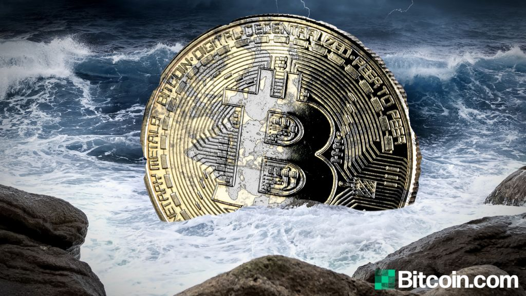 BTC Gets To a Tremendous $40,000, Market Officer Claims 'Bitcoin Rises in the Eye of a Perfect Tornado' 3