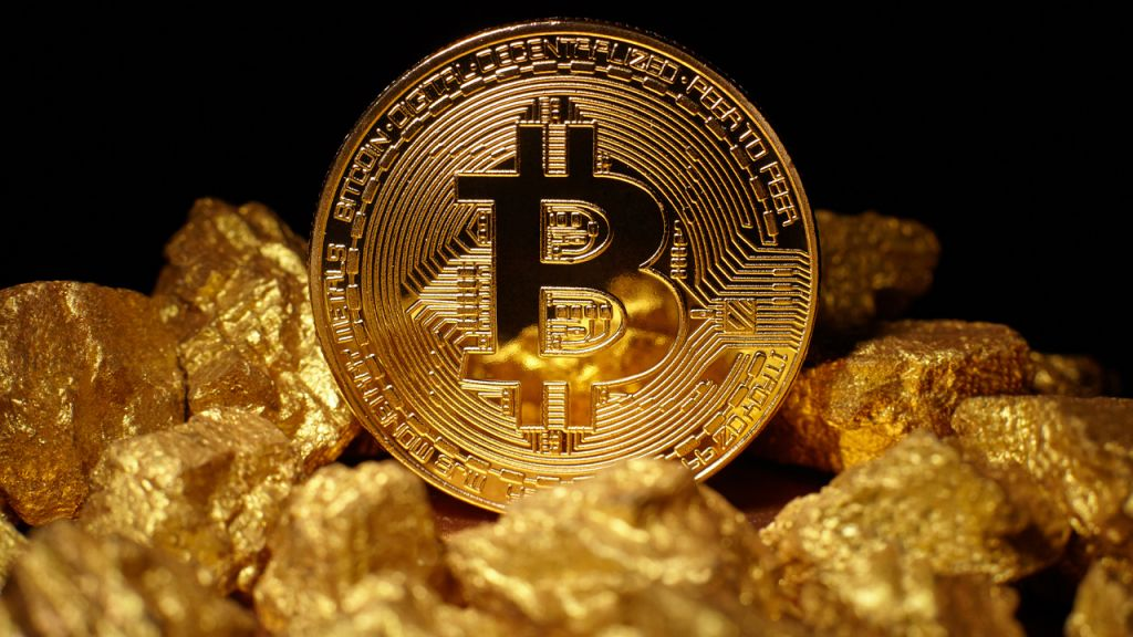 BTC to Gold Currency Exchange Rate Rises to New Perpetuity High of 17 Ounces per Bitcoin 7
