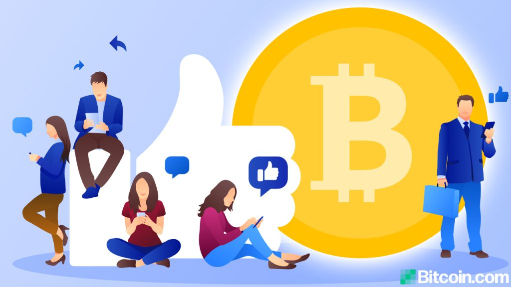 Bitcoin Currently Larger Than Facebook's Market Cap-- 'Money Network Better Than Social Media' 5