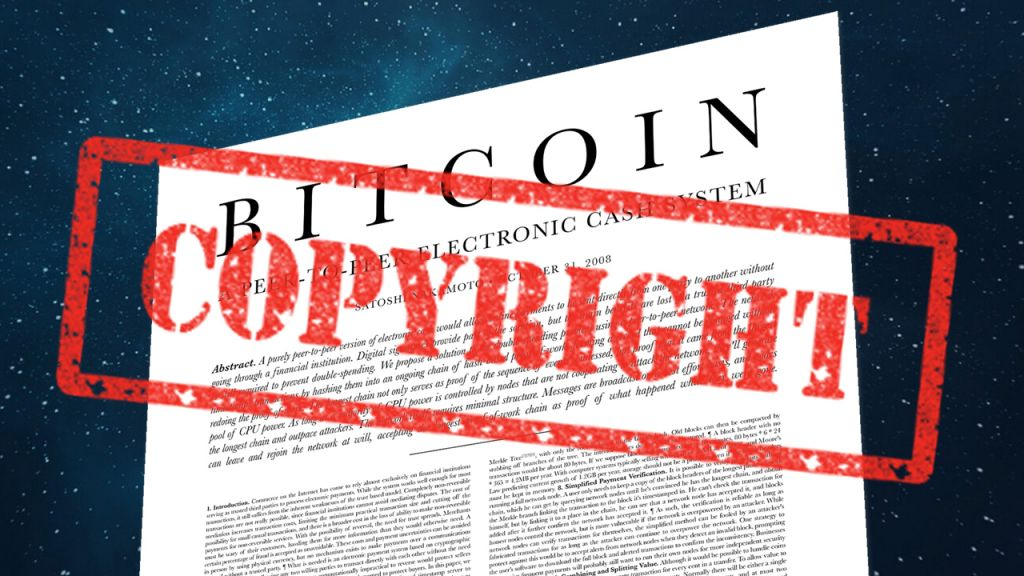 Bitcoin Internet Site Asked to Get Rid Of White Paper After Craig Wright Claims Copyright Violation-- Bitcoin Information 1