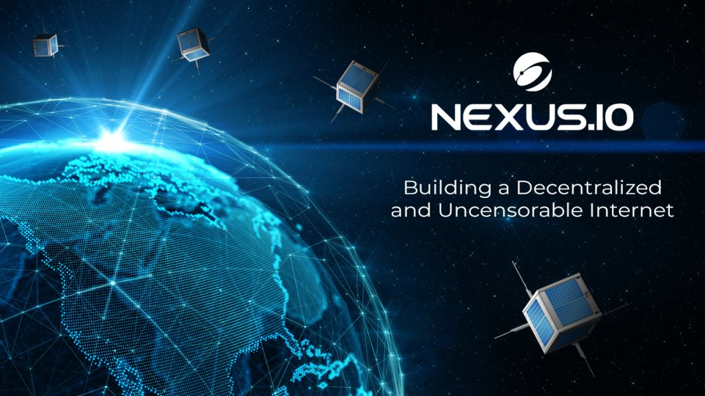 Developing a Decentralized and also Uncensorable Web-- The Nexus Procedure-- News release Bitcoin Information 1