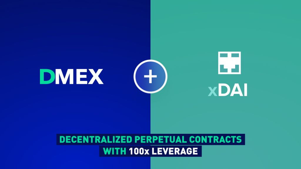 DMEX Incorporates xDAI for Affordable Decentralized Continuous Agreements With approximately 100x Take Advantage Of and also No KYC-- News release Bitcoin Information 1