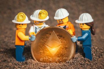 Ethereum Relaxes As Miners Take Earnings In Lots-- Cryptovibes.com-- Daily Cryptocurrency and also FX Information 9