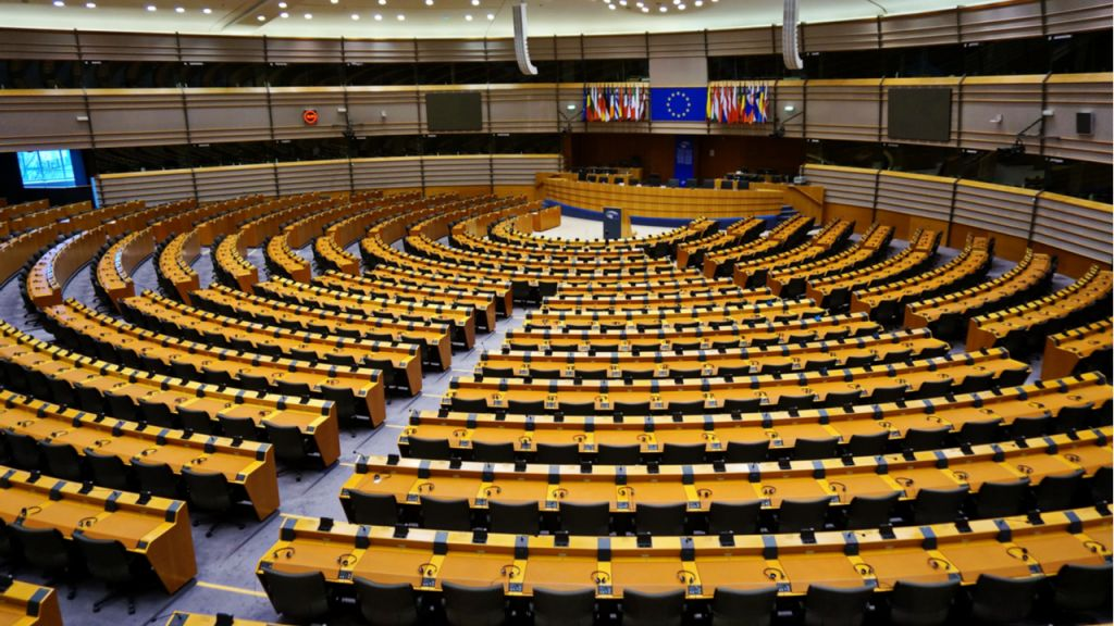 European Parliament Petitioned to Develop Crypto Criminal Activity Payment Fund-- Law Bitcoin Information 1