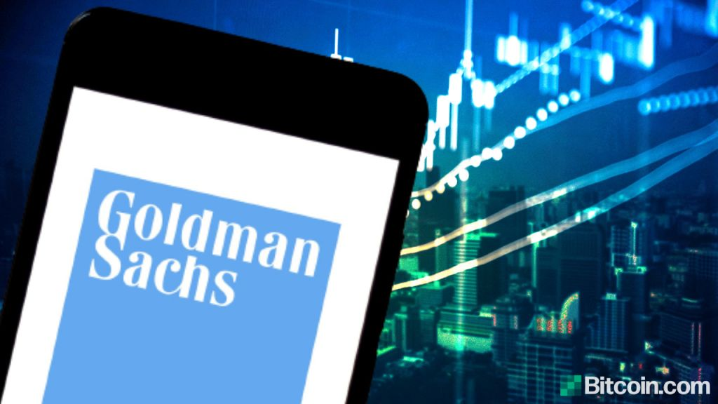 Goldman Sachs Sees Bitcoin Market Becoming Elder 7