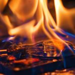 Lost As Well As Found: Guy Recuperates Bitcoin From Hard Disk Drive Shed In A Fire 4