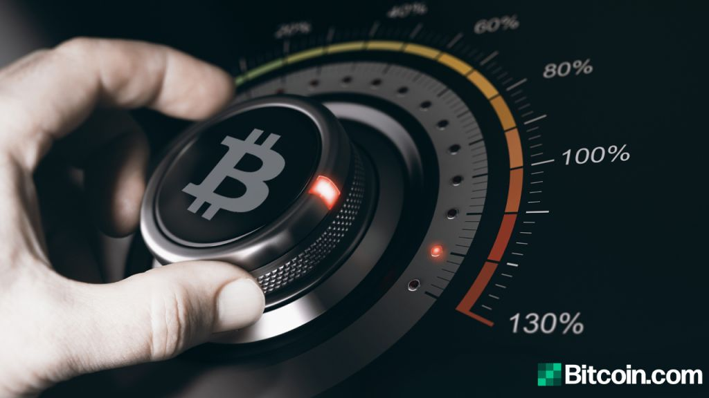 Fast Earnings: Bitcoin Hashrate Speeds Up While Mining Problem Touches All-Time High 1