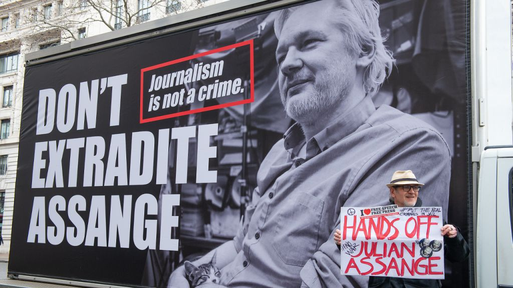 UK Court Turns Down United States Extradition Requests for Julian Assange, Wikileaks Holds $800K in Crypto 1