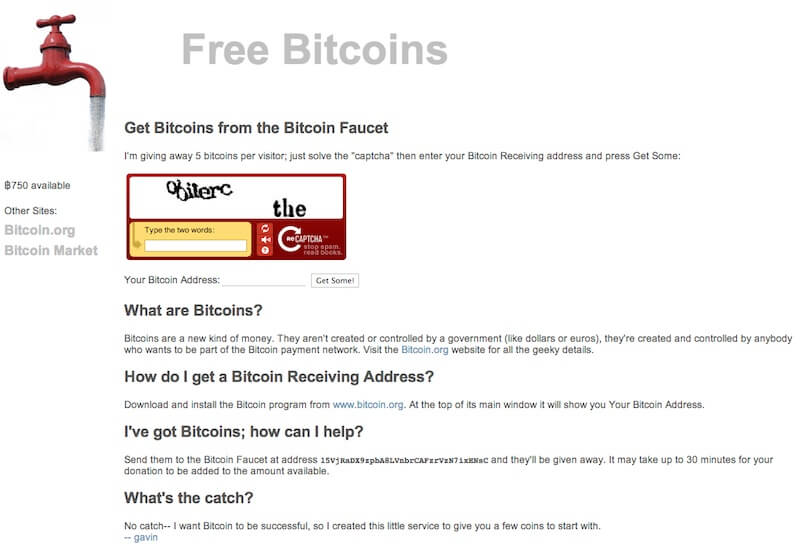 Reddit Remembers Defunct 'Bitcoin Tap' Website That Distributed 19,700 BTC Easily-- Cryptovibes.com-- Daily Cryptocurrency as well as FX Information 7
