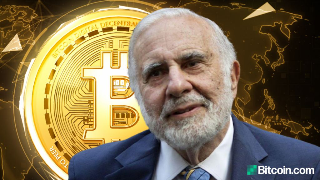 Billionaire Carl Icahn Mulls Over Diving Into Cryptocurrency in a 'Huge Means' With Around $1.5 Billion Financial Investment-- Information Bitcoin Information 10