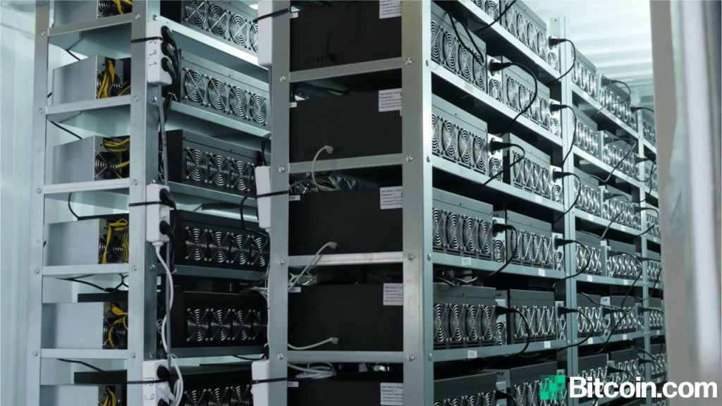 Chinese Company Invests $25 Million in 'Cryptocurrency Mining Information Facility' in Texas-- Mining Bitcoin Information 1