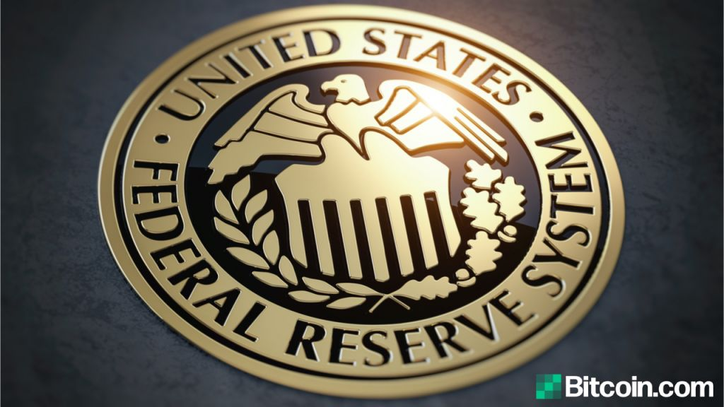 Fed Starts to Taper QE- United States Reserve Bank Gets Rid Of $351 Billion in Liquidity through Reverse Repos-- Business Economics Bitcoin Information 2